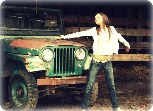 Female model photo shoot of Kayla Boehme