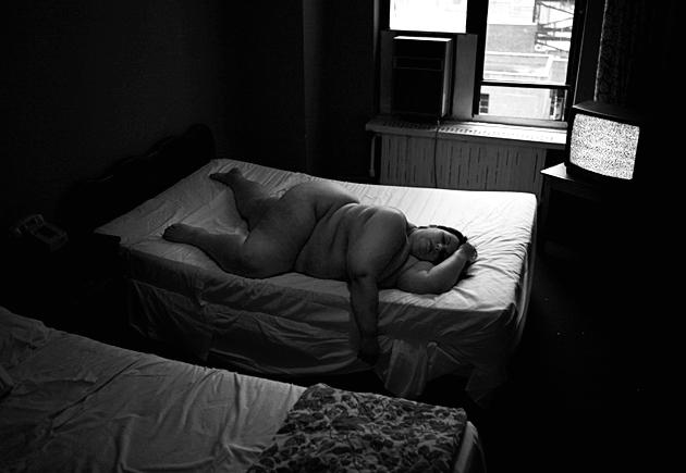 Female model photo shoot of Mockingbird Girl by Chris H in New York City