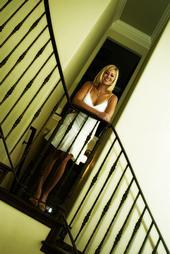 Female model photo shoot of Artistic Angel