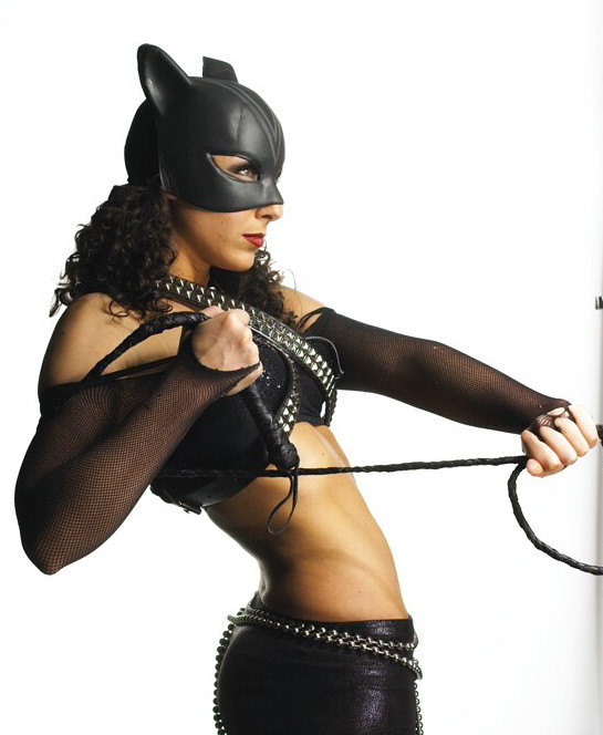Aug 27, 2008 Catwoman