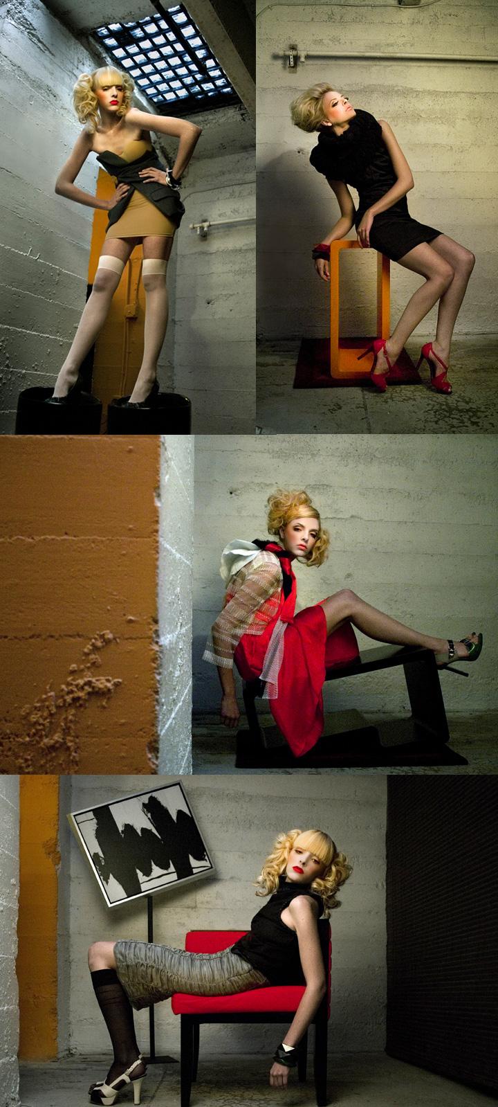 City Furniture, Seattle, WA Aug 27, 2008 All rights reserved 2008 Modern Basement: Amanda w/Mode Models
