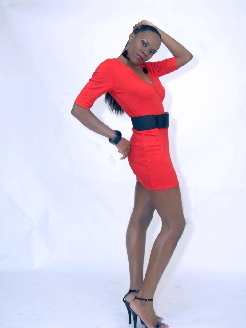 Female model photo shoot of Faith Le Supermodele by JWE Photography