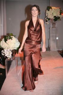 Los Angeles, CA Aug 27, 2008 Jenny Yoo Fall Bridal Fashion Show