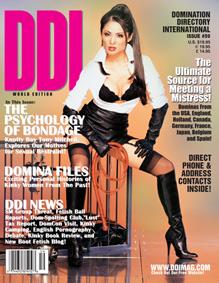 Los Angeles, CA Aug 27, 2008 DDI Magazine Worldwide DDI Magazine Cover, issue 59