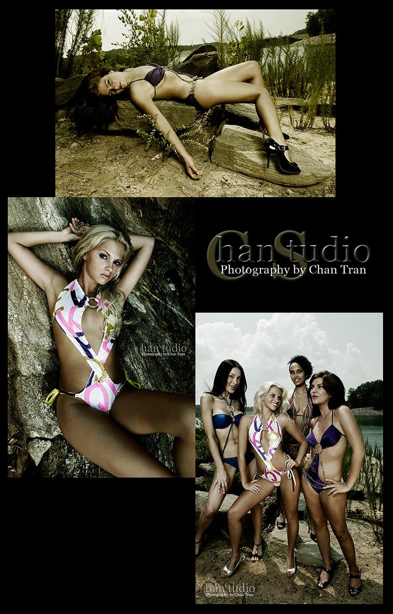 Lake Lanier Island Aug 28, 2008 ChanStudio Swimsuit