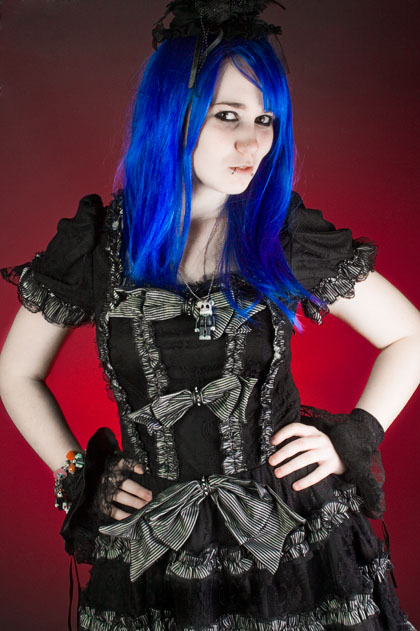 Barnsley Aug 29, 2008 Gothic Lolita