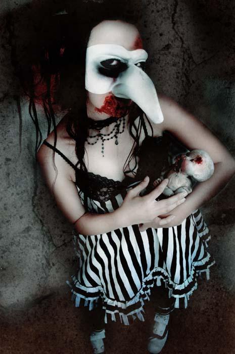 Aug 29, 2008 Darque Eyes Studio Model: Yume Ninja
