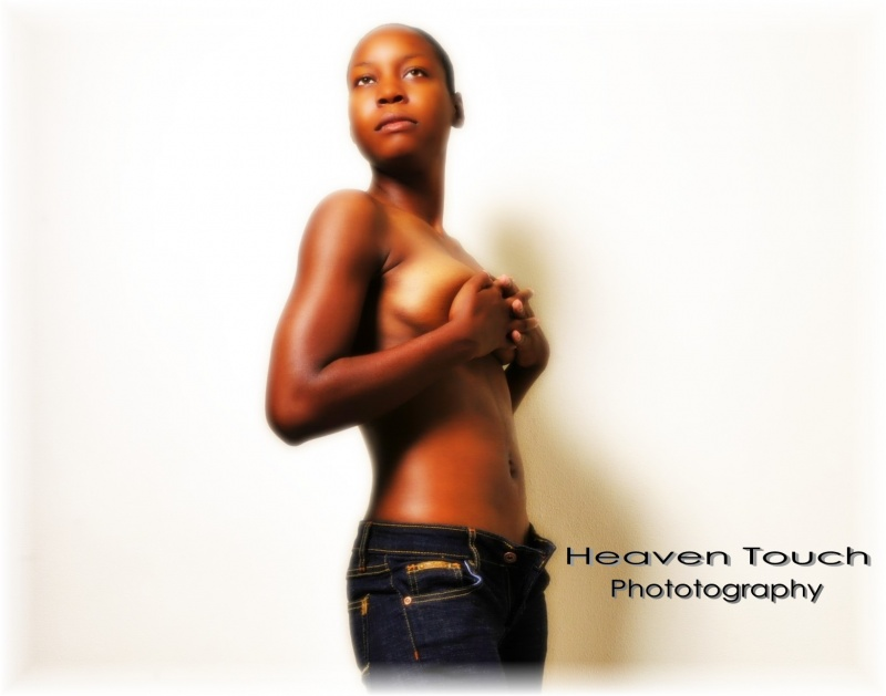 Male model photo shoot of Heaven Touch Photograph