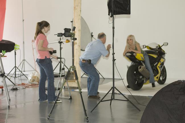 Male model photo shoot of WNC Studio in Studio