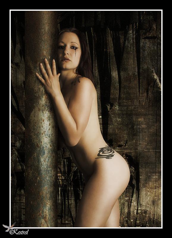 Female model photo shoot of ShadowKat in Wales, digital art by Kestrel