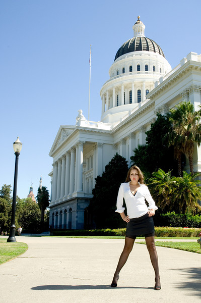California State Capitol Sep 01, 2008 jim parks Damara