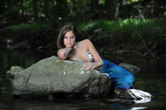 Male and Female model photo shoot of VO Photography and CJW in Thurmont, makeup by MakeupArtistLady