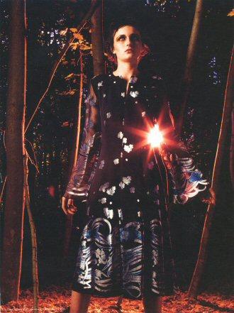 London Magazine. Shot in NY. Sep 01, 2008 Flux Magazine