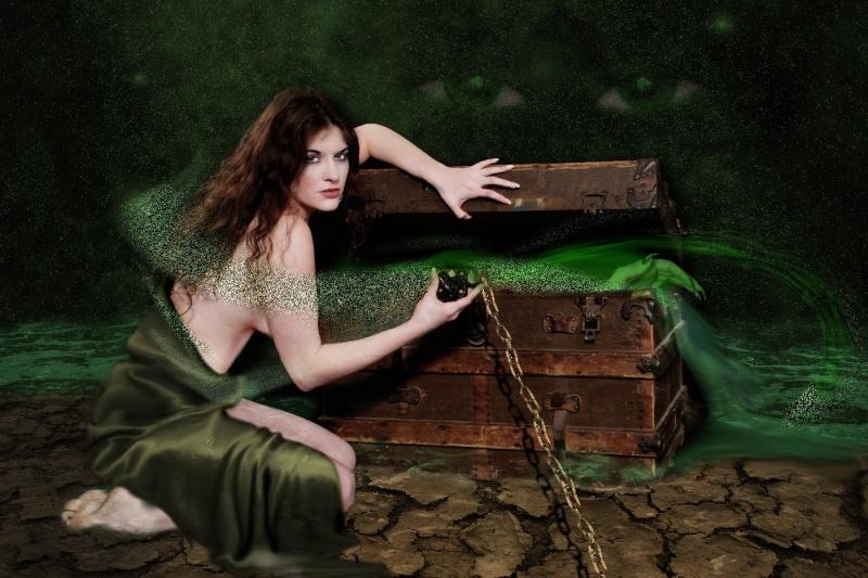 New York Sep 01, 2008 Melissa Bergerstock - NVP Photo Pandoras Box  (Lyric as Pandora)