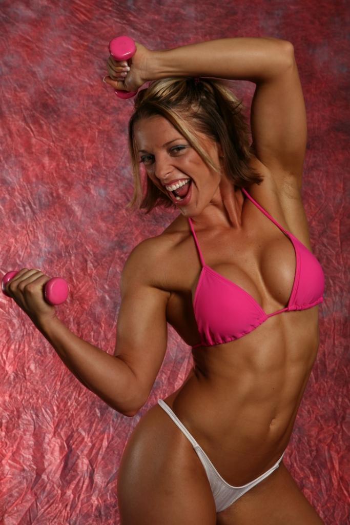 Ropemans Fitness Gym  - Duluth, GA Sep 02, 2008 Reg Bradford Work it!