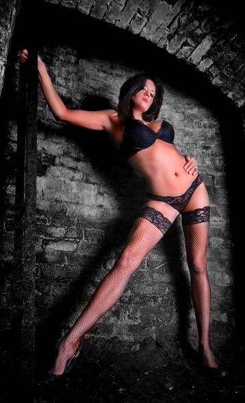 Female model photo shoot of Sweet Michelle Marie by Filip Pizlo in Seattle