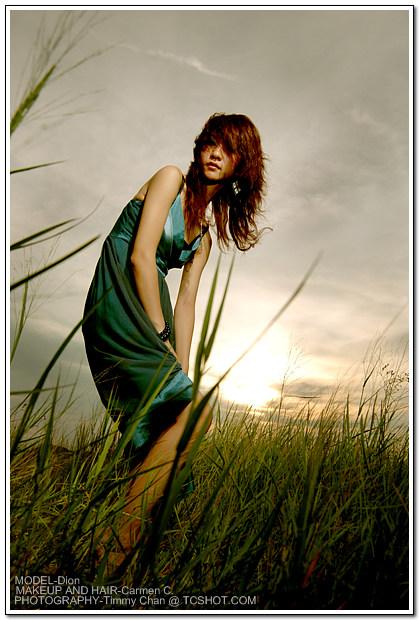 HK Sep 02, 2008 timmy@tcsot.com & Carmen C. Sunset