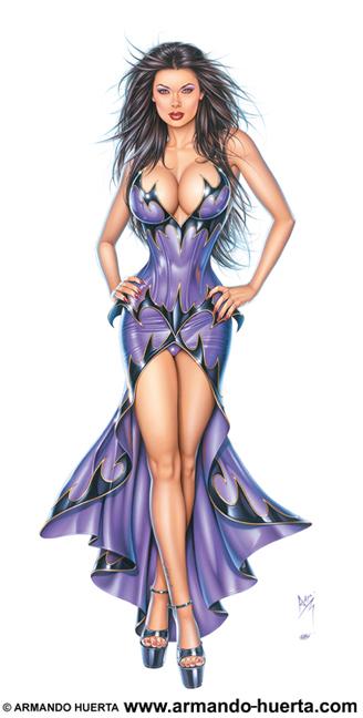 Sep 03, 2008 Armando Huerta Model : Tera Patrick