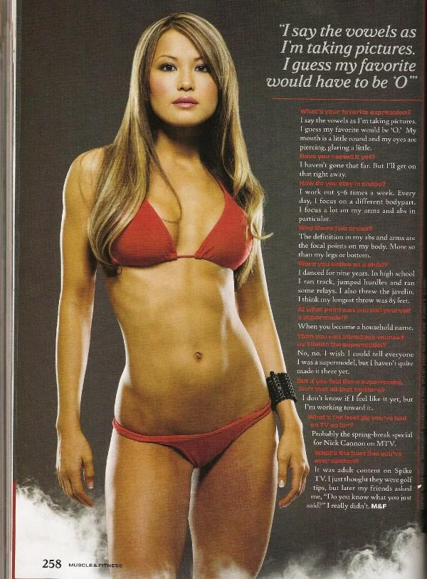 Sep 04, 2008 Muscle & Fitness Magazine Oct 2008