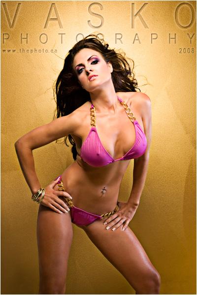 Toronto Sep 05, 2008 © Vasko Photography 2008 / © Cidalia 2008 Bikini with a Fitness Touch