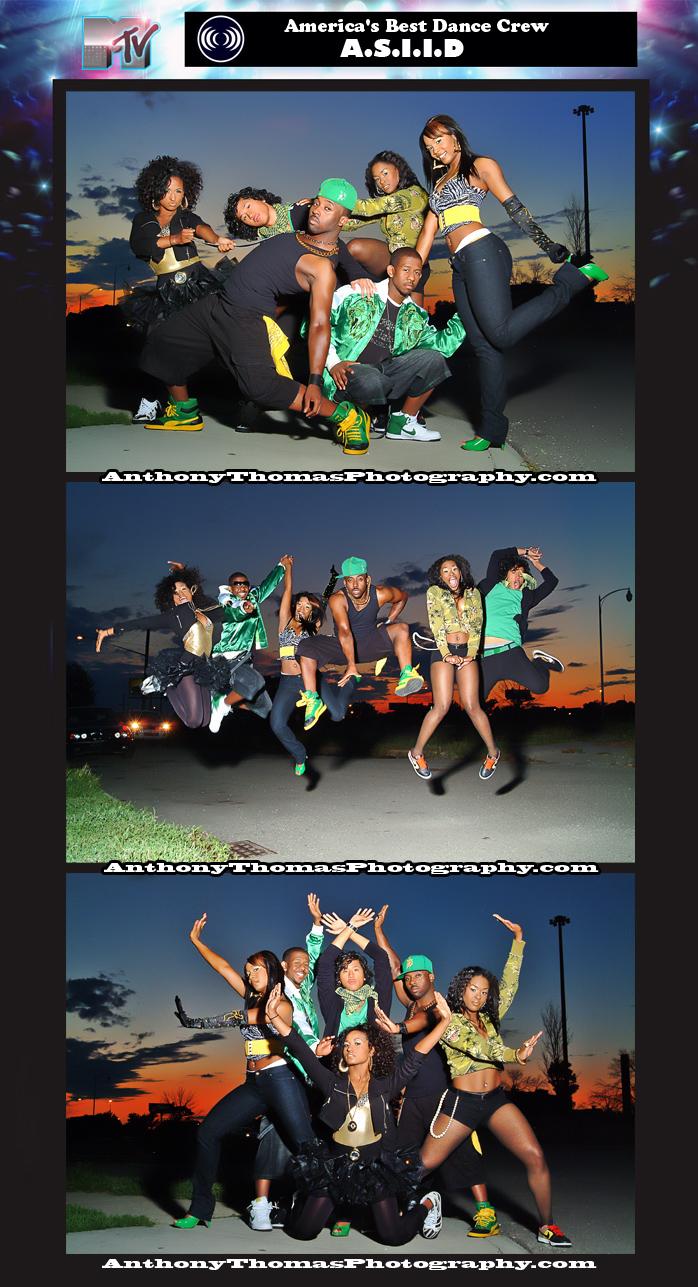 Detroit Sep 07, 2008 Phenomenon Productions MTVs Americas Best Dance Crew A.S.I.I.D