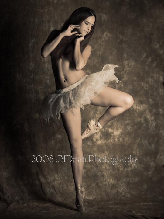 Newberry, SC Sep 08, 2008 JM Dean ballerina
