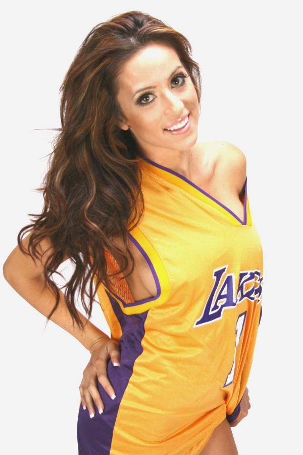 Los Angeles, California Sep 08, 2008 Lakers Photoshoot