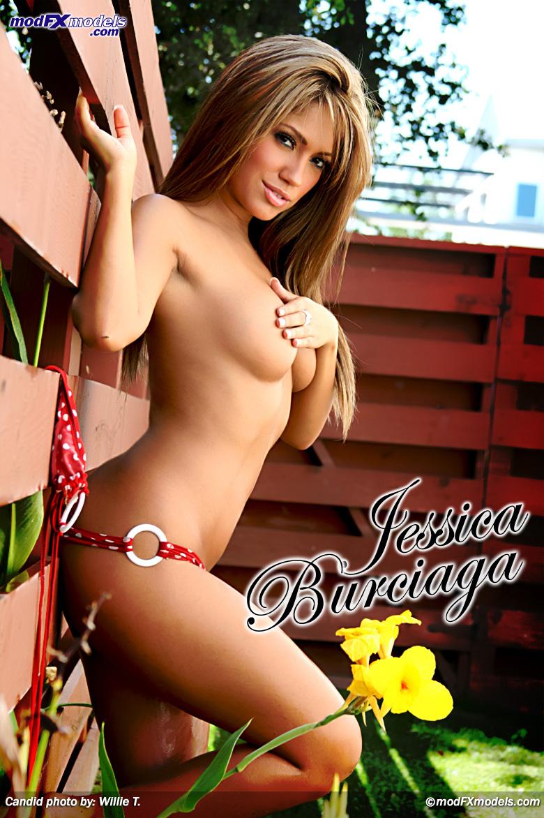 Modfxhouse.com Sep 10, 2008 February 2009 Playboy Playmate of the Month - Jessica Burciaga