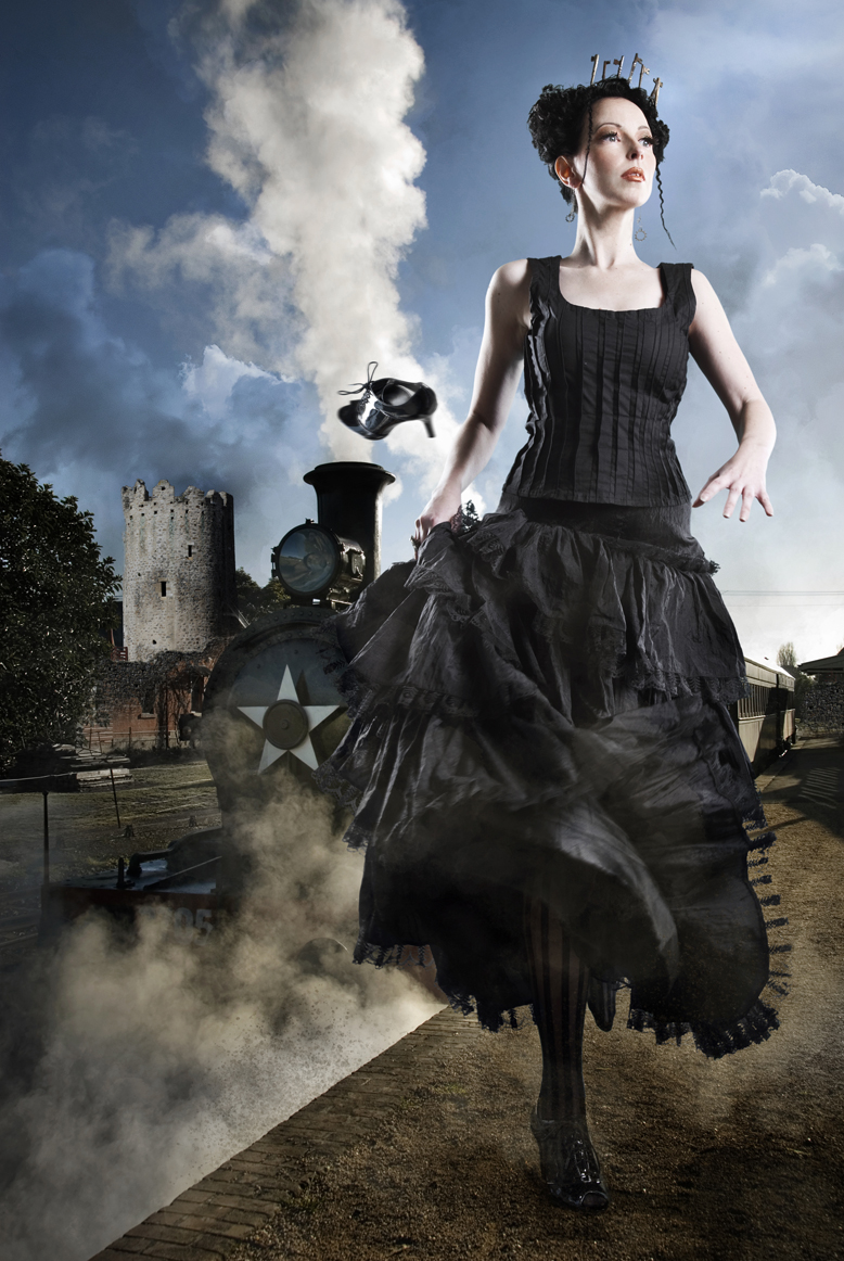 Los Angeles Sep 10, 2008 Venus Wept Photography steam punk cinderella