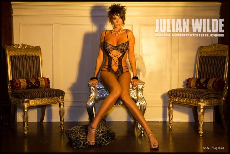 Sep 11, 2008 Julian Wilde Victoria Secret meets Versace