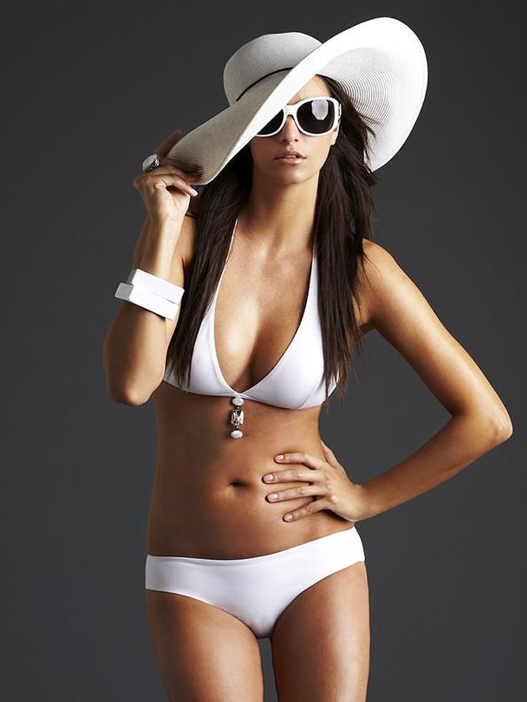 Sep 12, 2008 Capitol Lifestyle Magazine White Pirate Bikini - Bijoux