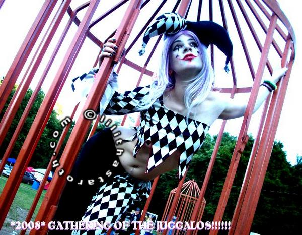 HATCHET LANDINGS, IL! Sep 12, 2008 Lilith Astaroth The 2008 GATHERING OF THE JUGGALOS!!!  OMG!