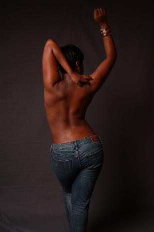 Female model photo shoot of Tanhaye