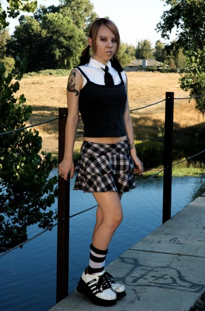 Female model photo shoot of Vanessa Agony by Claude Pena Photography in Lodi, CA