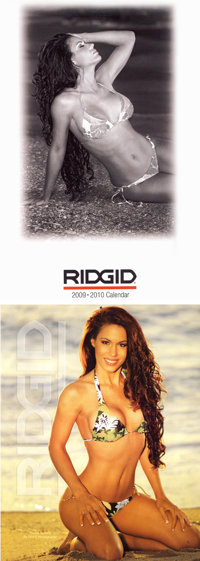 Fort Lauderdale, FL Sep 13, 2008 2008 by ONYX Photography Ridgid Tools 2009/2010 Calendar. Cover and Internal Page
