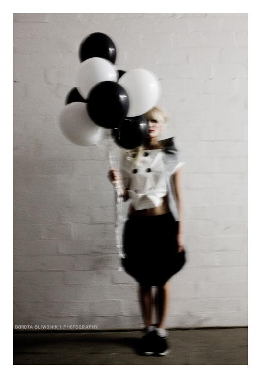 Female model photo shoot of ephemer in FAUST // hannover