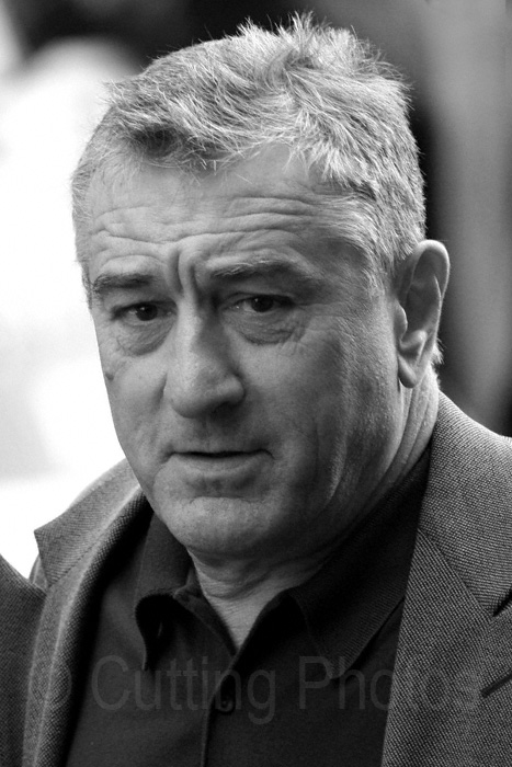 London Sep 14, 2008 Jack Cutting Robert De Niro