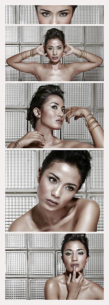 LIFE Studio Sep 14, 2008 Fredy Wijaya Photography 2008 Model : Amanda; Makeup : Amanda