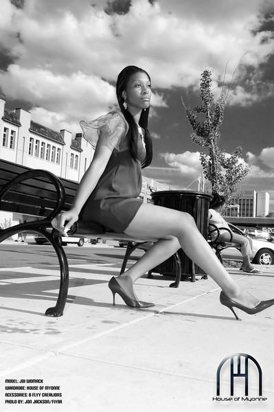 Female model photo shoot of House Of Myonne by JQ:FIYAR