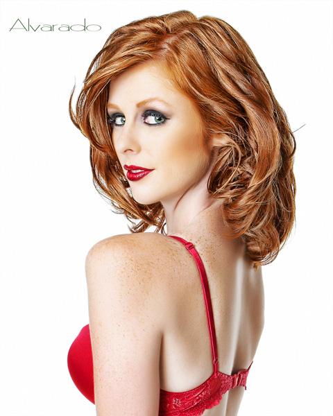 Female model photo shoot of Britt Honey by Robert Alvarado in Aliso Viejo, CA, hair styled by angela aglio, makeup by Shalena Jon