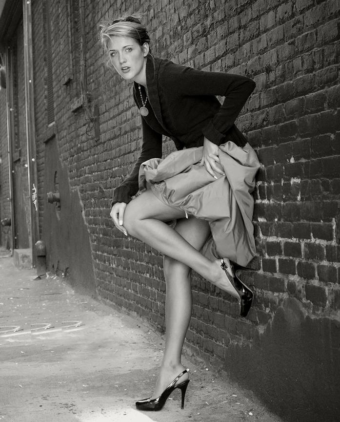 Brooklyn, NY Sep 15, 2008 Harold Glit la la legs