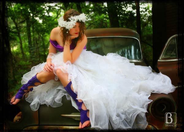Female model photo shoot of Glam Girl Photographer in outdoors