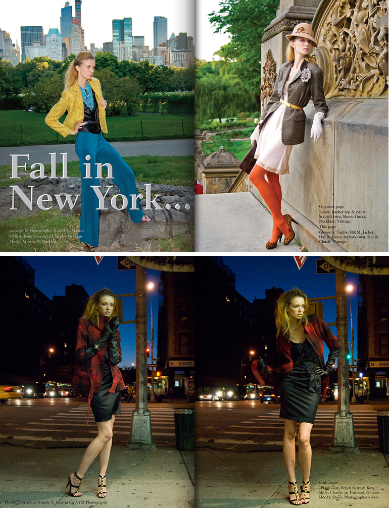 NYC Sep 16, 2008 Fashion Weekly