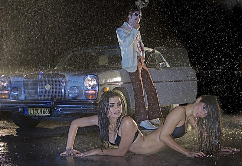 Male model photo shoot of Stian Roenning in Studio 1415, Miami