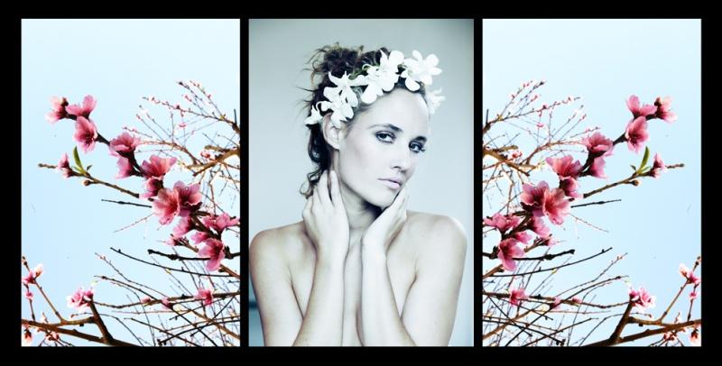 Sep 17, 2008 © Lauren Stratton my flower girl