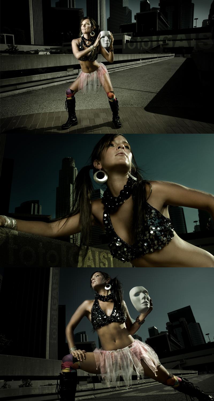 Female model photo shoot of Jodie ODonnell by Sinbad Kazakian in Downtown LA