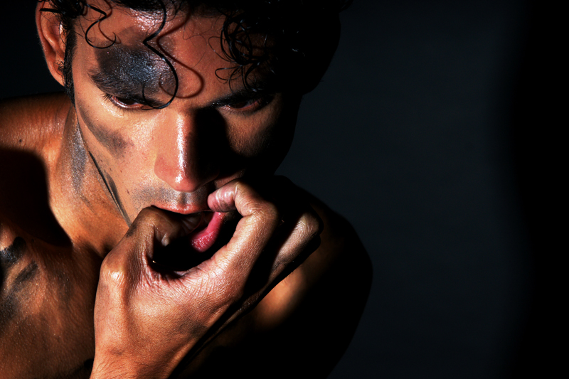 Male model photo shoot of Marin Rosse by Brandon Chang