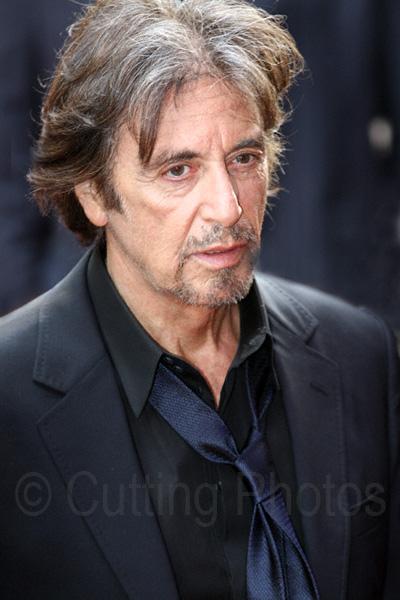 London Sep 18, 2008 Jack Cutting Al Pachino