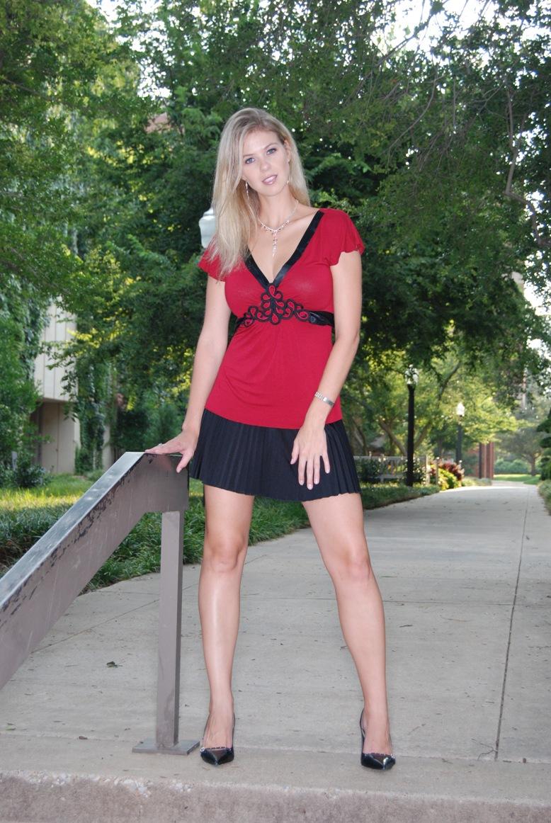 Female model photo shoot of Irina Rus by Stephen Fletcher in Norman, OK