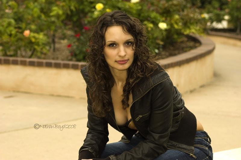 Female model photo shoot of Gina Martin